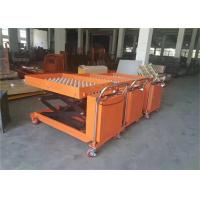 Buy cheap Self Propelled Scissor Man Lift Platform Automatic Pit Protection System from wholesalers