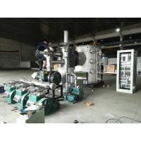 Buy cheap Vertical Loading Stainless Steel Gold PVD Plating Machine Small Size from wholesalers