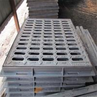 Buy cheap Foundry Direct Wholesale Ductile Iron Grating Square Grating Frame 850*850mm From China from wholesalers