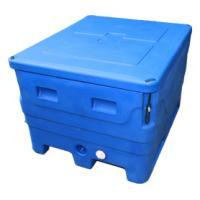 Buy cheap Oversized 400L Blue Insulated Fish Container from wholesalers