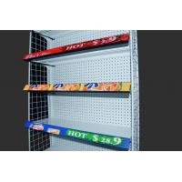Buy cheap Digital Advertising Shelf LED Display Goods Shelf Signage 300x56mm P1.25 COB product