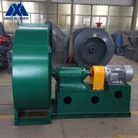 Buy cheap Exhaust Ventilation Fan Centrifugal Material Handling Blower from wholesalers