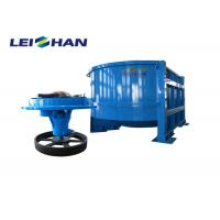 Buy cheap Hydrapulper Paper Pulp Making Machine For Waste Paper / Egg Tray 1.5t Weight from wholesalers