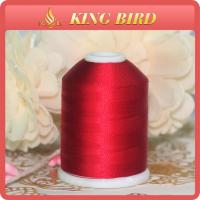 Wholesale Eco - Friendly Filament Rayon Machine Embroidery Threads for Sewing from china suppliers