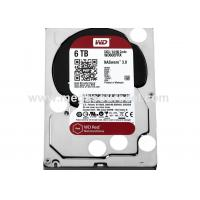 Buy cheap Western Digital 6TB RED NAS RAID WD Hard Drive SATA 6 Gb/s 64MB WD60EFRX 6 TB from wholesalers