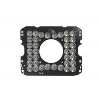 Buy cheap 60 Degree IR Infrared LED Lamp Board DC 12V For CCD Security Camera from wholesalers