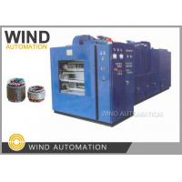Buy cheap Fully Automatical Trickle Impregnation Machine Stator Heat Treatment Oven Coated With Resin Varnish from wholesalers
