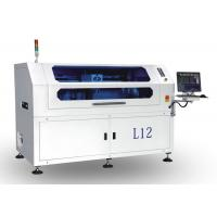 Buy cheap Compact Solder Paste Screen Printing Machine , Automated SMT Stencil Printer from wholesalers