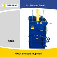 Buy cheap CE Certificate Vertical Waste Paper Baling Machine from wholesalers