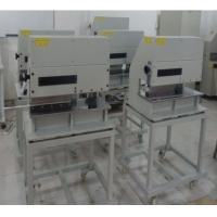 Wholesale Pcb Pneumatically Driven Depanel Tool, Motorized Linear Blade Adjustable Pcb Depanelizer from china suppliers