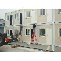 Buy cheap Safe Comfortable Combined Container , Standard Assembly Living Container House from wholesalers