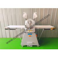 Buy cheap Automatic Bread Dough Sheeter High Grade Steel With Folding Structure from wholesalers