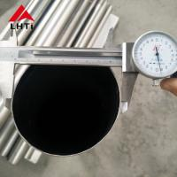 Wholesale gr1 gr2 OD25.4mm 1.5'' Thick 1.2mm titanium tube seamless for chemical industry from china suppliers