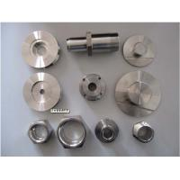 Buy cheap China Custom Aluminum Stainless Steel Alloy Machined Parts from wholesalers