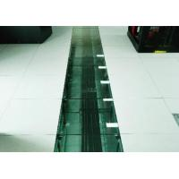 High Load Laminated Glass Flooring Indoor Outdoor Raised Floor SGS CE Certification Manufactures