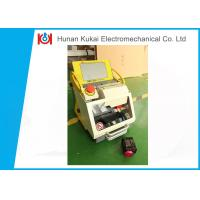 Buy cheap Tubular Key Duplication Machine , Auto Key Cutting Machinery Table Top from wholesalers