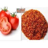 Buy cheap 100% Natural Dehydrated Vegetable Flakes , Sun Dried Tomatoes Bright Red from wholesalers