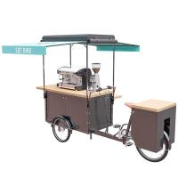 Buy cheap Large Storage OutDoor Tea Coffee Cart Easy Moving Available For Any Places from wholesalers