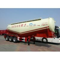 Buy cheap Widely Use Cement Tanker Trailer Bulk Cement Truck For Construction Site from wholesalers