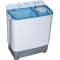 Buy cheap Plastic Twin Tub Washing Machine Portable , Commercial Apartment Twin Tub Washer And Dryer from wholesalers