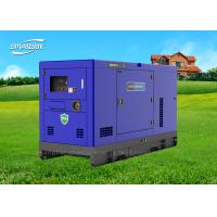Buy cheap Industrial Portable Generators Water Cooling Diesel Canopy Generator Set from wholesalers