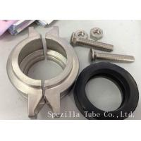 Buy cheap ASME SA270 Stainless Steel Sanitary Pipe Fittings Elbows For Food Line from wholesalers