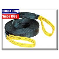 Buy cheap 2 12000 Lb Winch Webbing Strap With Snap Hook Appliance Moving Straps from wholesalers