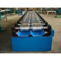 Buy cheap G.I Steel Roof Panel Roll Forming Eqipment , Standing Seam Metal Roofing Sheet Roll Forming Machine from wholesalers