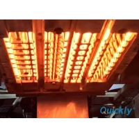 Buy cheap Gold Reflector Short Wave IR Heater 2500w 380v Quartz Glass Material For Paint Drying from wholesalers