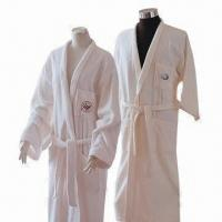 Buy cheap Luxury SKY Hotel Bathrobe for Men and Women, Available in Various Colors and Sizes from wholesalers