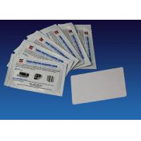 Wholesale Zebra Printer 104531 001 CR80 Cleaning Card And Cleaning Swab Combination Set from china suppliers