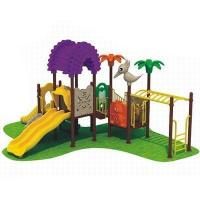 Buy cheap Engineering Plastic Outdoor Playground AM-1671A from wholesalers