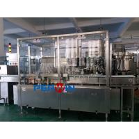 Buy cheap PERWIN Spray Filling Machine Perfume Body Spray Bottles SGS Certification from wholesalers