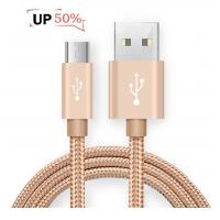 Buy cheap 1m 2m 3m Fast Data Transfer Cable USB To Micro USB Type C Data Transfer Cable from wholesalers