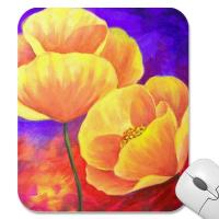 Buy cheap Rectangle Flower Oil Painting Fabric Painting Designs from wholesalers