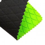 Buy cheap Anti Skid 1.5 Mm Embossed Neoprene Fabric Nylon Coated Elastic from wholesalers