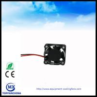 High Speed 5V DC Brushless Motor Fan With Die Cast Aluminum Frame Manufactures