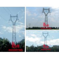 Buy cheap 220KV SINGLE CIRCUIT CAT HEAD TOWER from wholesalers