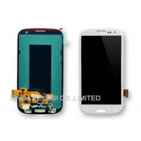 Buy cheap I9300 Samsung Galaxy S3 Screen Replacement With Digitizer Retina Display from wholesalers