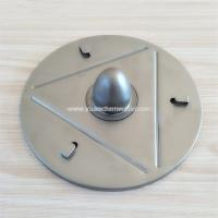 Buy cheap Metal Stamping Support for Wheel Hub Spraying from wholesalers