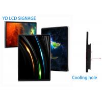 Buy cheap Outdoor Billboard LCD Digital Signage , Transparent LCD Screen Display USB Controlled For Advertising from wholesalers