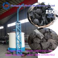 Buy cheap strong durablity wood briquette carbonization stove Wood charcoal carbonization furnace biomass furnaces efficient wood from wholesalers