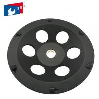 Buy cheap Concrete Grinding Cup Wheel with Diamond for Mable Granite Material from wholesalers