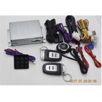 Buy cheap Mobile Control Door Engine Start Stop System Car Remote Alarm Rohs Standard from wholesalers