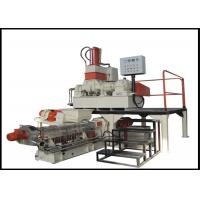 Buy cheap Non - Woven Masterbatch Rubber Dispersion Kneader Twin Screw Force Feeder product