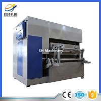 Buy cheap Waste paper egg tray making machine egg tray production line 4000pcs/hour from wholesalers