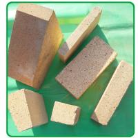 Buy cheap Corrosion Resistant Refractory Fire Clay Brick For Glass Furnace from wholesalers