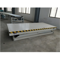 Buy cheap 1800mm Lift Height 2.2KW Small Hydraulic Elevator Table Type from wholesalers