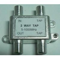 Buy cheap 5-1000MHz 2-Way Tap Indoor Tap from wholesalers