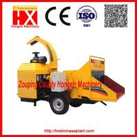 Buy cheap Brush chipper mobile branch cutting machine from wholesalers